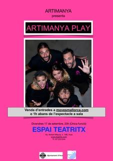 Artimanya Play (DIN-A3)