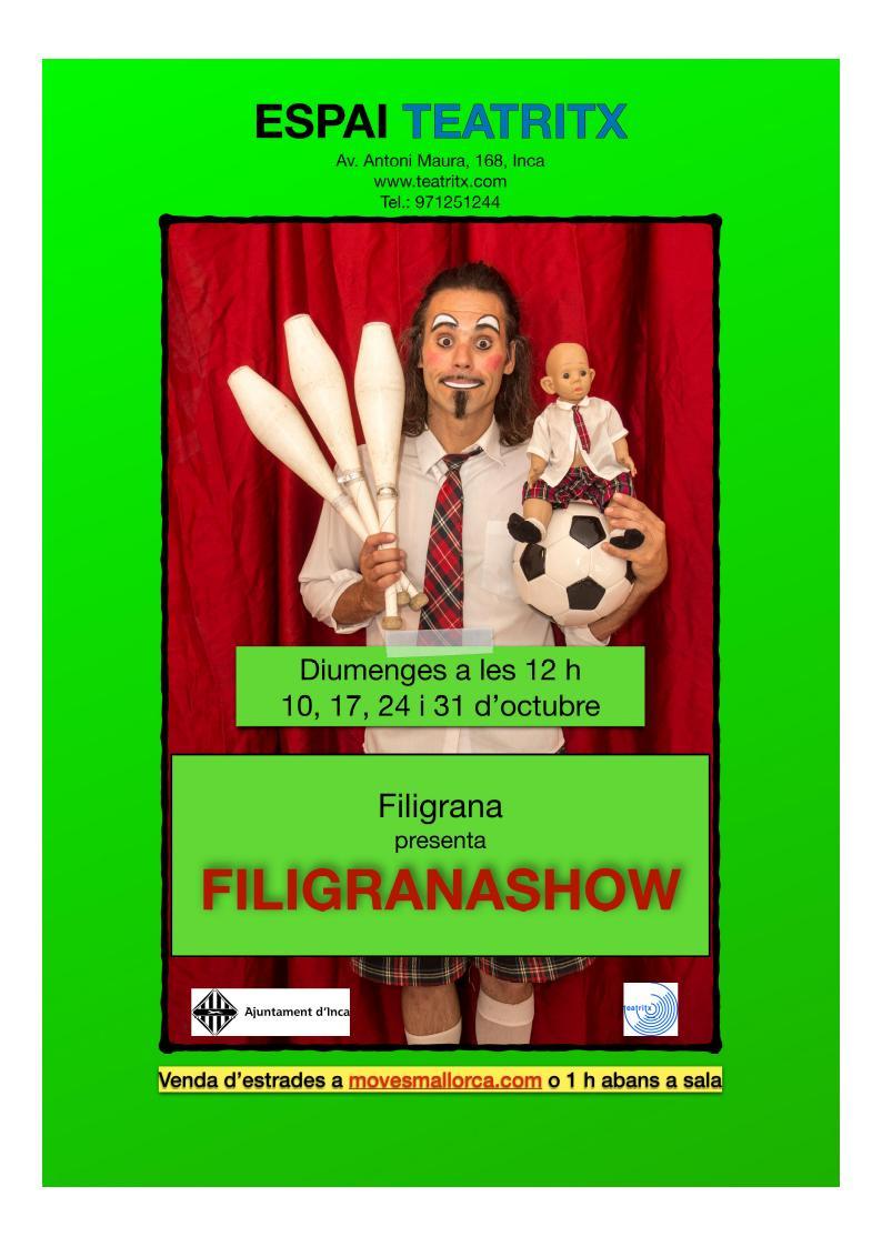 FILIGRANASHOW (10-2021) DIN-A3